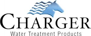 Logo, Charger Water Treatment Products